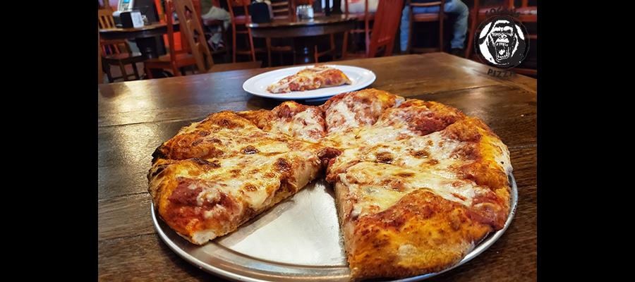 Cogans Personal Pizza