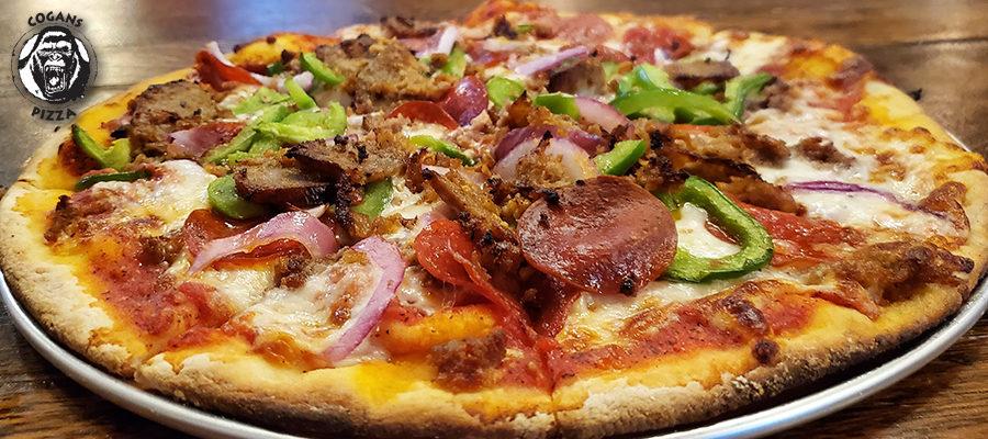 Cauliflower Pizza Crust is here!