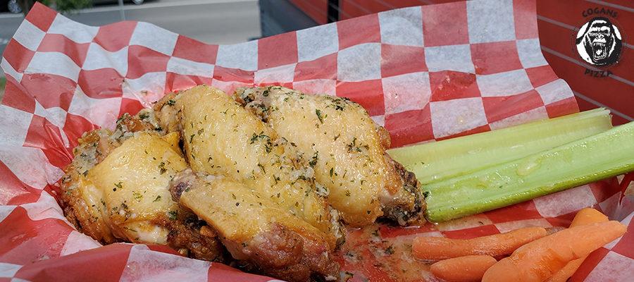 Wing Sauce of the Week: Garlic Herb