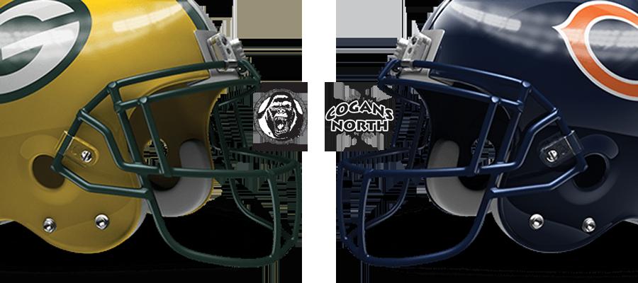 Packers vs Bears Tonight!
