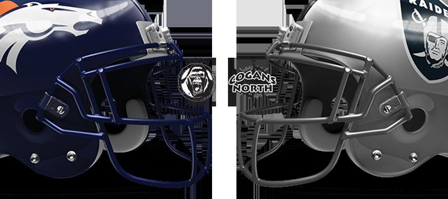 Broncos vs. Raiders Tonight!