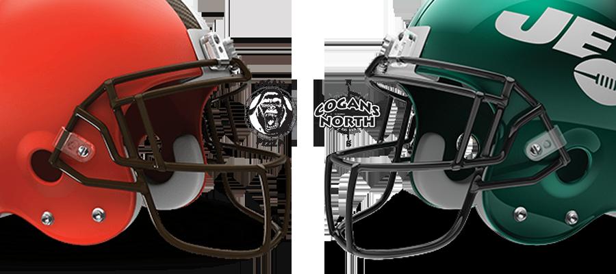 Browns vs. Jets Tonight!