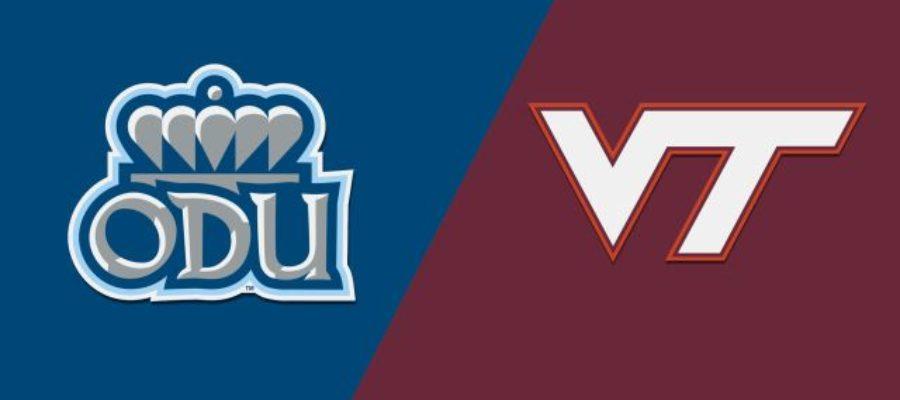 ODU vs Virginia Tech Today @ Cogans