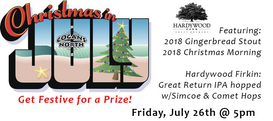 Christmas in July This Friday