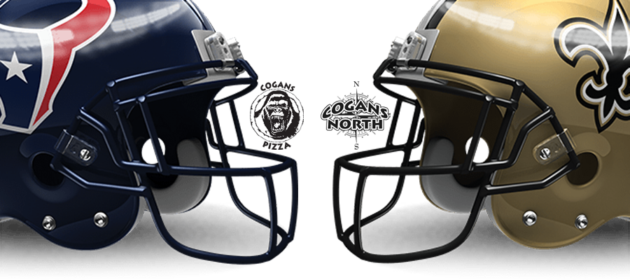 NFL Texans vs Saints