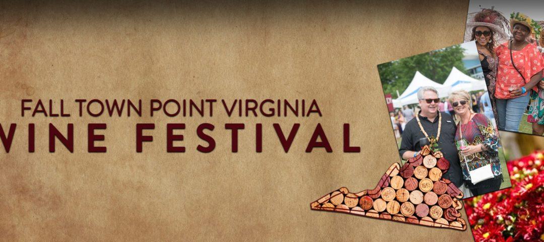 Town Point Virginia Fall Wine Festival