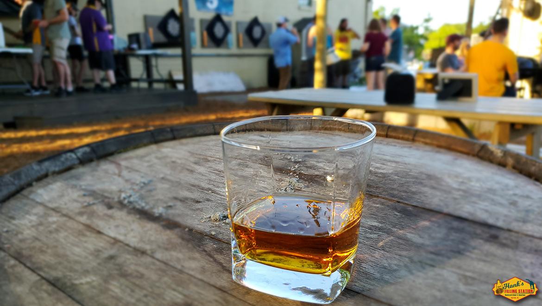 Hank's bourbon