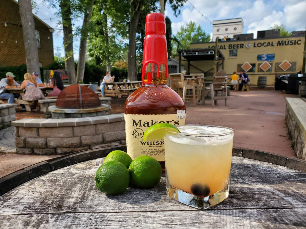 Hank's Whiskey Sour