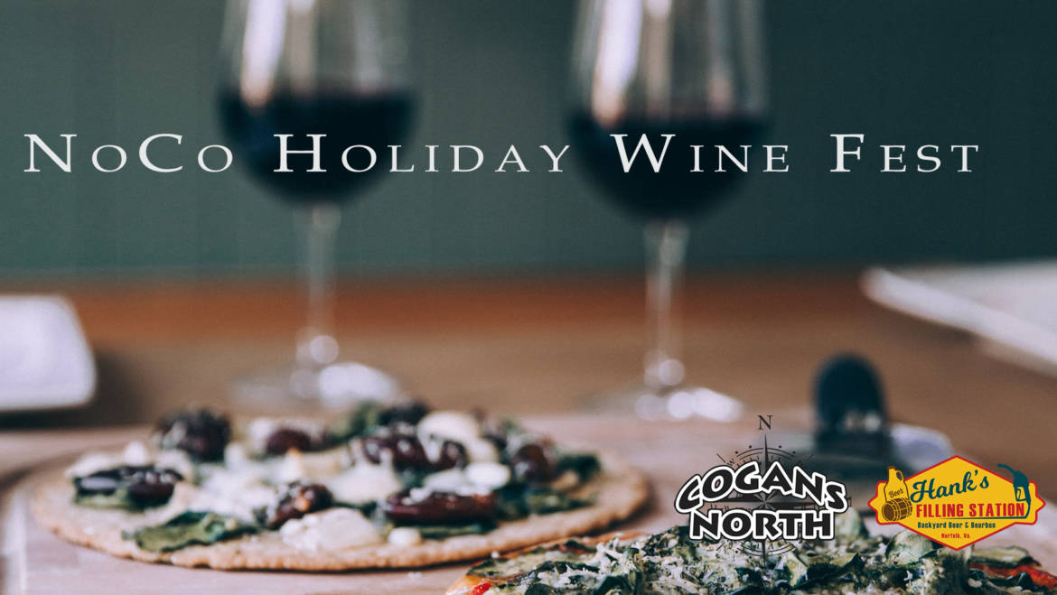 Save-the-Date: NoCo Holiday Wine Fest
