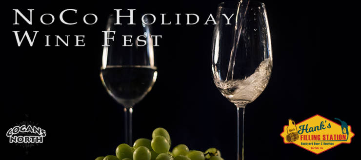 RSVP today for the NoCo Holiday Wine Fest