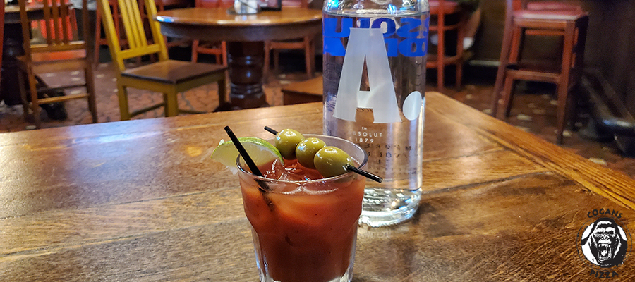 Cogans bloody mary