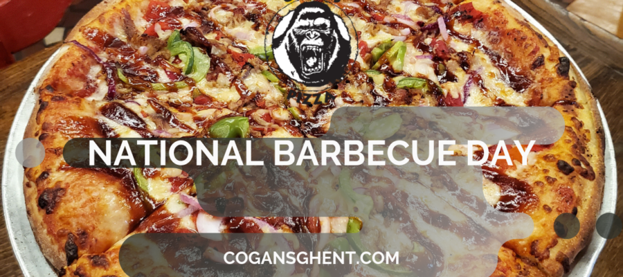 Let's Celebrate National Barbecue Day!