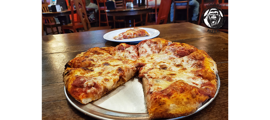 Mondays are Personal Pizza Day @ Cogans