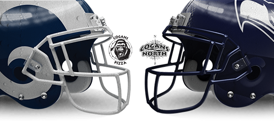 Rams vs. Seahawks @ Cogans Tonight!