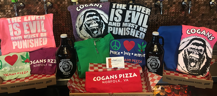 Cogans merchandise