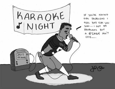karaoke jay-z