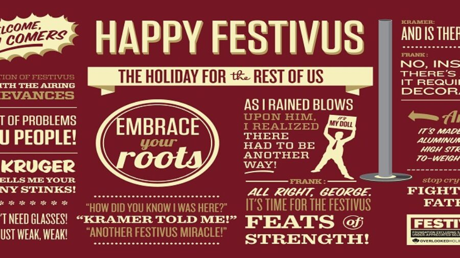 Festivus Day Portion of Proceeds Donation to CHKD