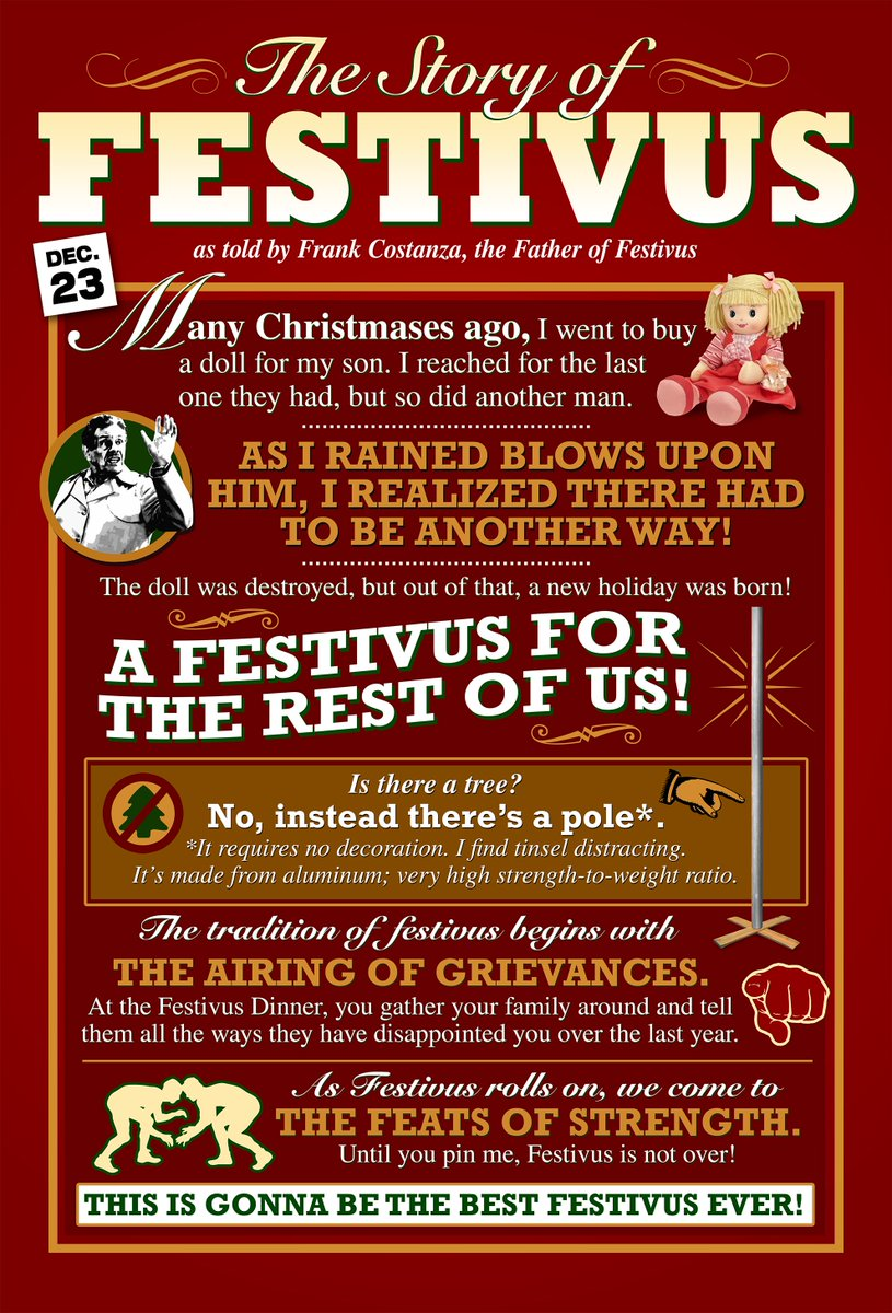 The Story of Festivus