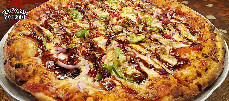 Make it a pizza night with Cogans!