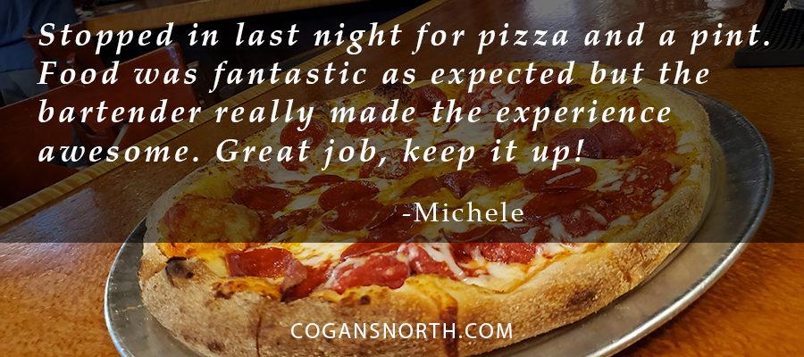 Thanks, Michele!