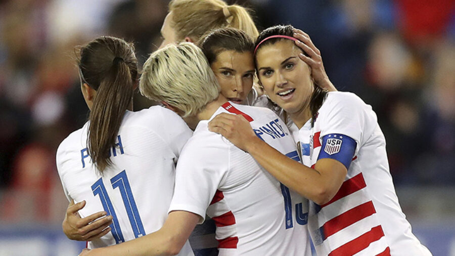 U.S. Women's World Cup Today