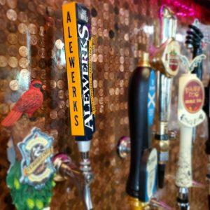 Cogans Catering draft beer