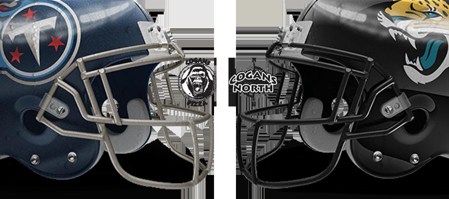 Titans vs. Jaguars @ Cogans Tonight!