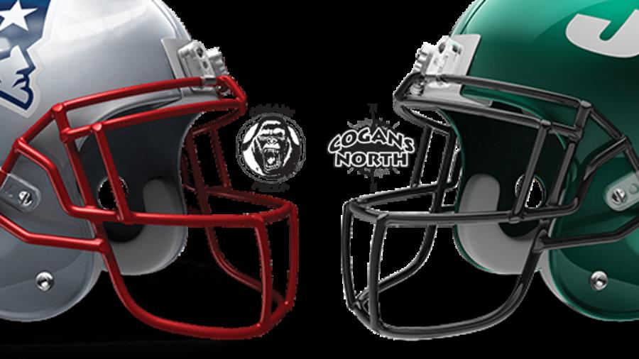 Patriots vs Jets Tonight @ Cogans!