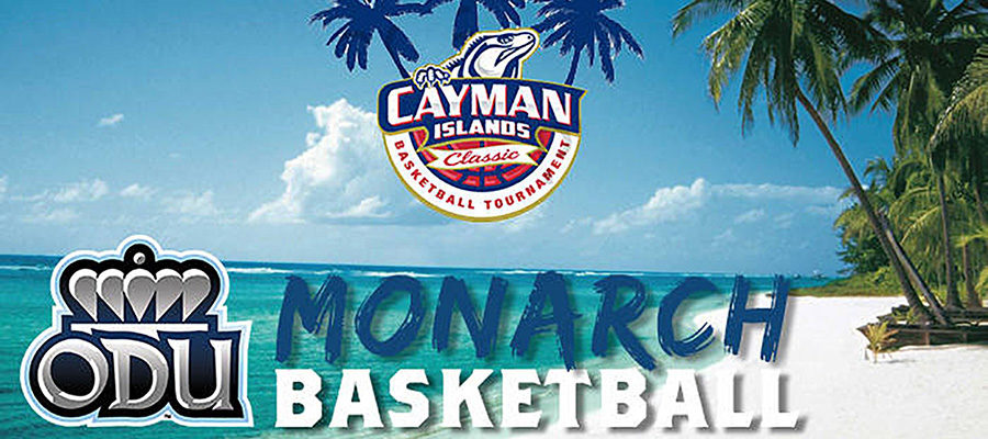 ODU Basketball in Cayman Islands