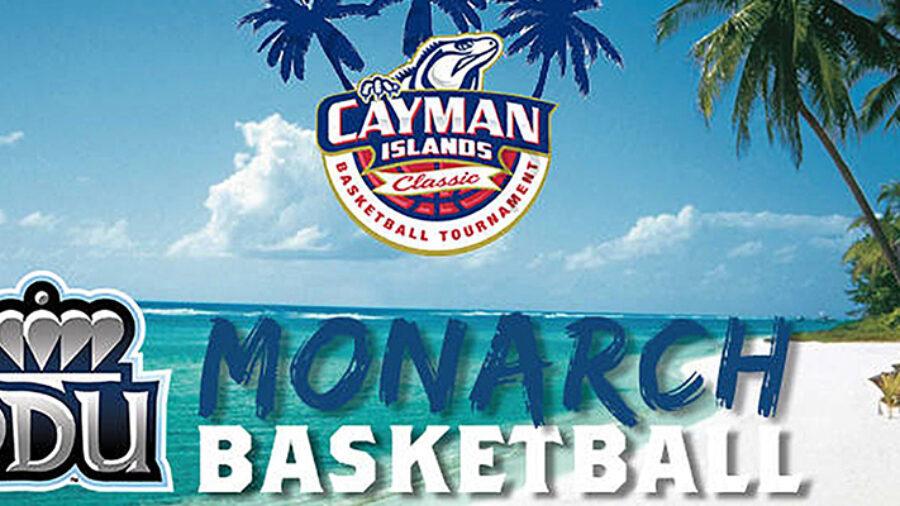 ODU Basketball in Cayman Islands