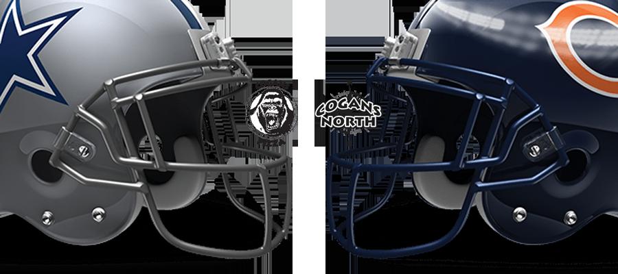 Thursday Night Football: Cowboys vs Bears