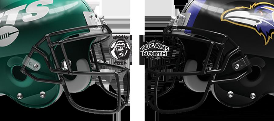 Jets vs Ravens