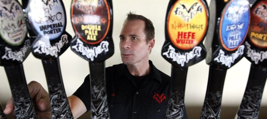 Firkin Friday with Flying Dog Brewery