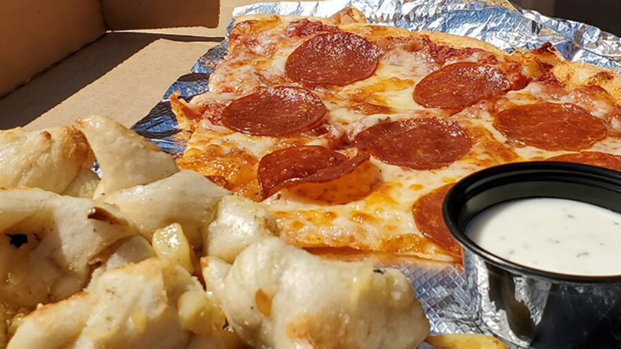 Dream no more. Your 🍕 is ready