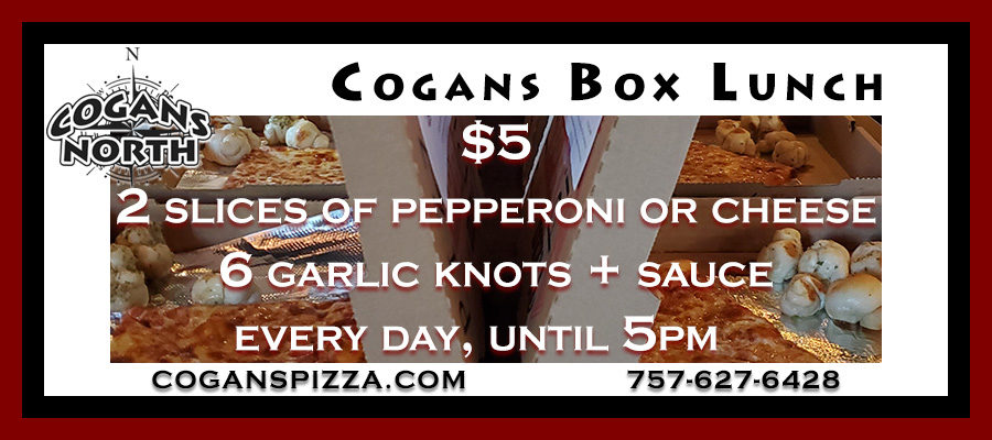 Every day box lunch by popular demand 🍕
