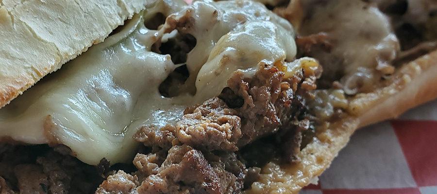 Cravin' Philly Cheese Steak?