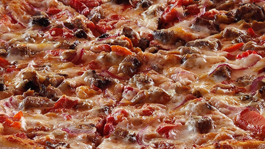 Smoked Brisket Pizza Tuesday is back!
