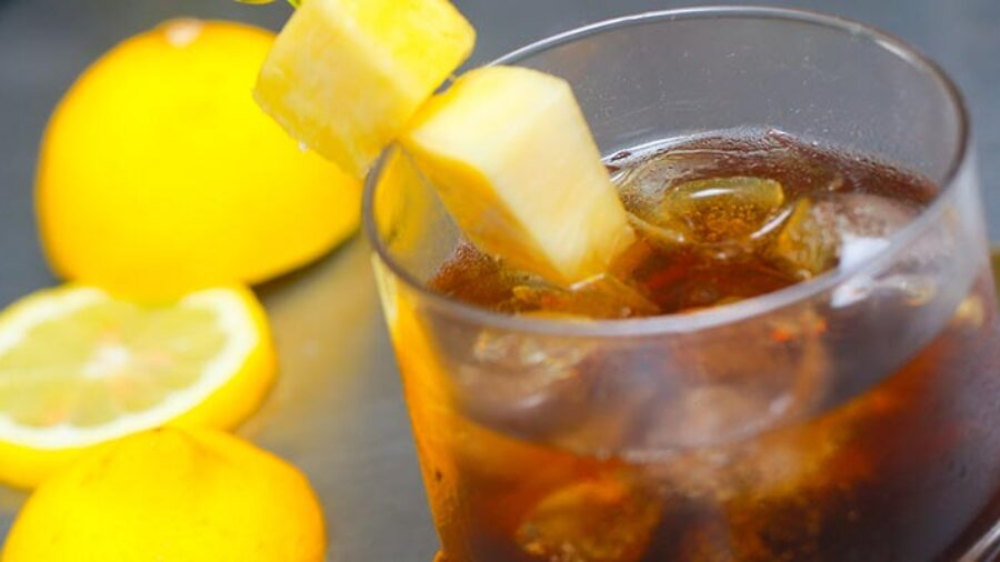 Top o' the Cap Today for National Whiskey Sour Day