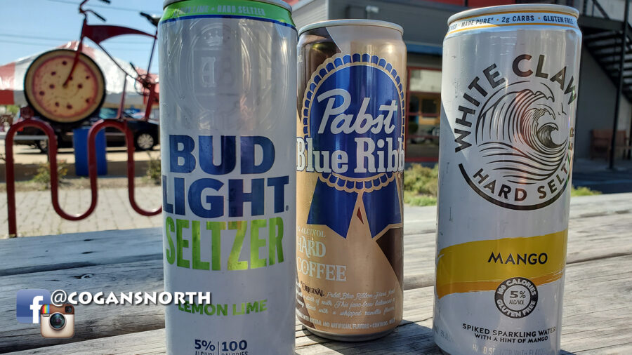 Cool refreshing Friday Seltzers to kick-off your weekend