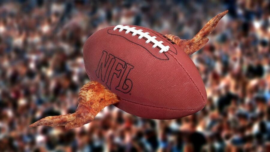 69¢ Wings for Monday Night Football!