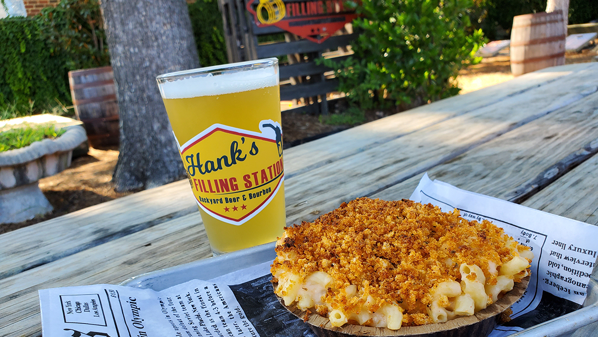 Your favorite lunch – Mac n Cheese!