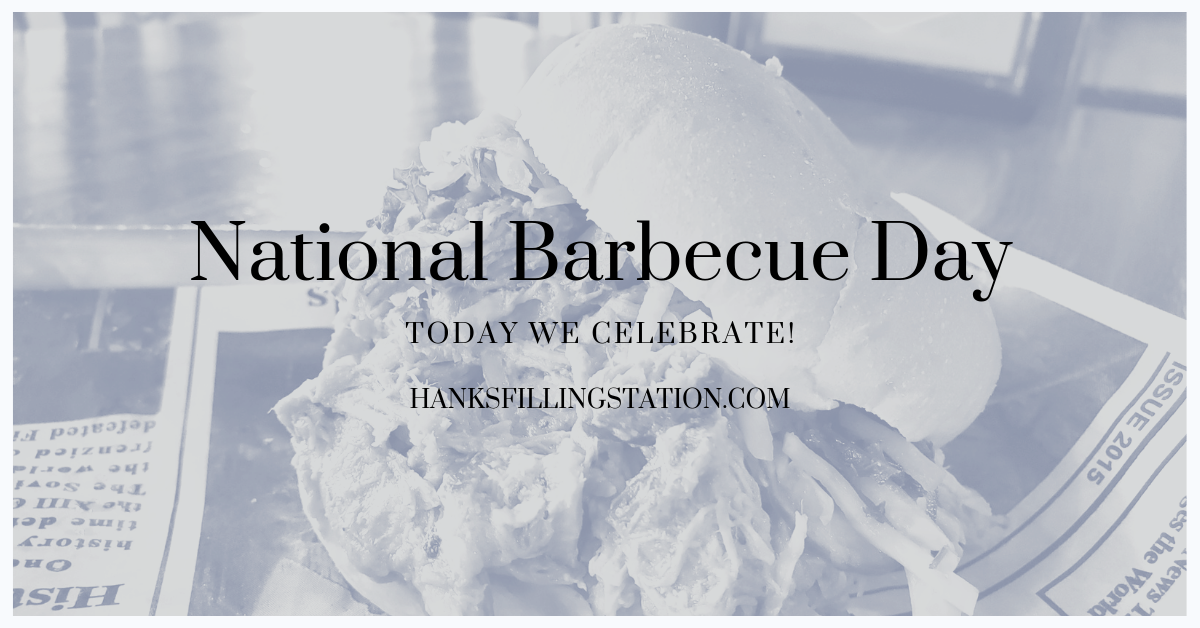 National Barbecue Day is here!