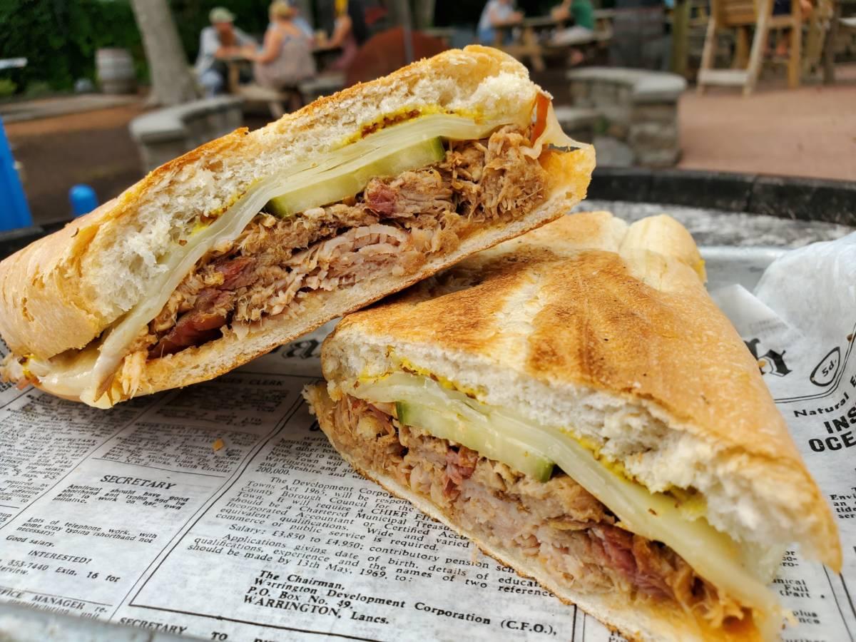 Hank's Cuban Sandwich