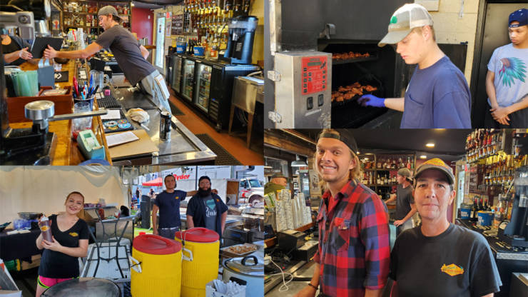 National Food Service Workers Day