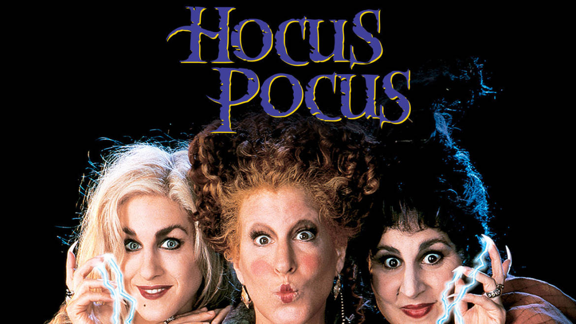 Hank's Movie Night: Hocus Pocus