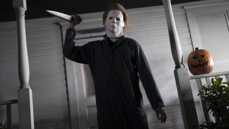 Hank's Adult Backyard Movie & Party Night: Halloween