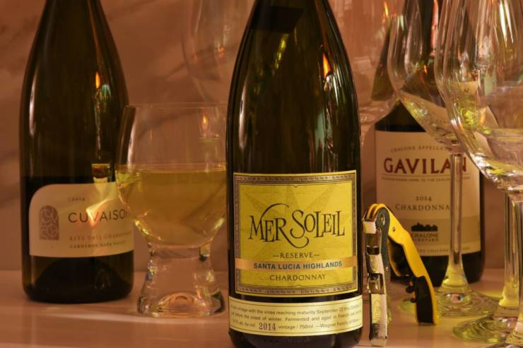 NoCo Holiday Wine Fest Feature: Mer Soleil Reserve Chardonnay
