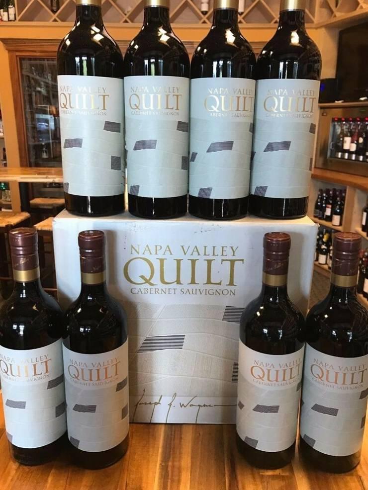 NoCo Holiday Wine Fest Feature: Quilt Cabernet Sauvignon