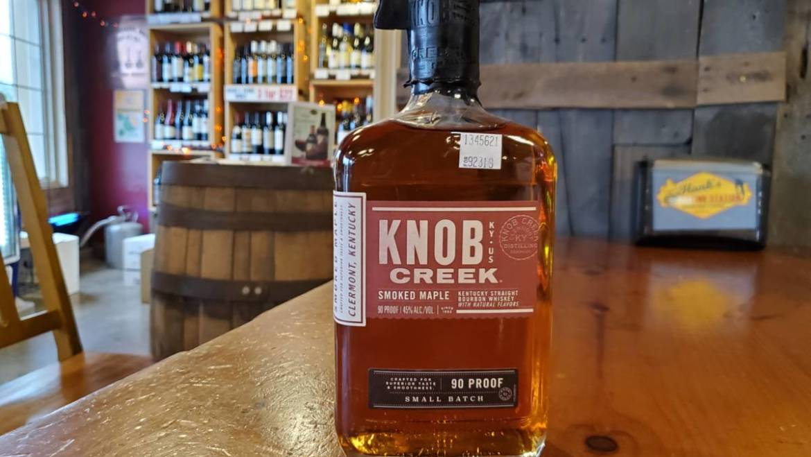 National Apple Cider Day with Knob Creek