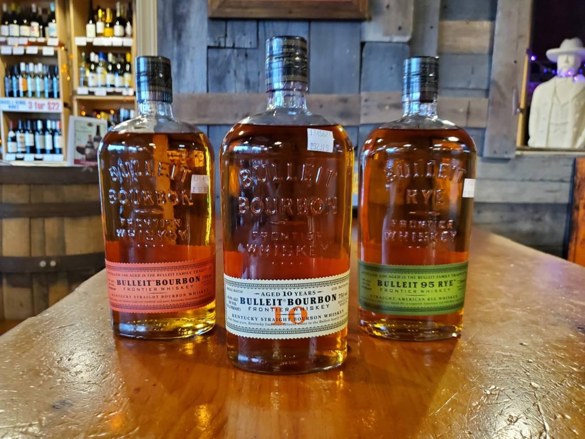 Bulleit Bourbon & Bulleit Rye